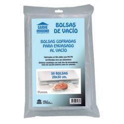 BLISTER 50 BOLSAS MALLA 20X30