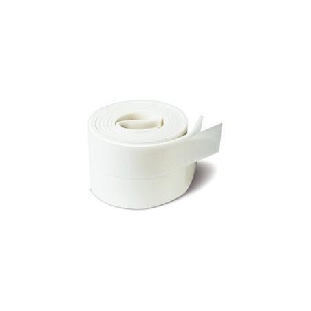 Burlete PVC expandido. Adhesivo. 38 mm x 1 m