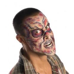 Maquillaje terror.