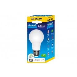 BOMBILLA LED GARZA ESTANDAR E27 3000K 9W 461458