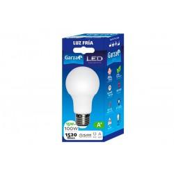 BOMBILLA LED GARZA ESTANDAR E27 6500K 15W 461205