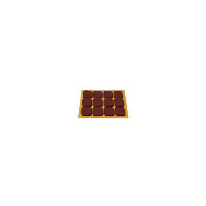 Blister 12 deslizadores rectangulares