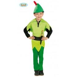 Disfraz Robin Hood 3-4 años.