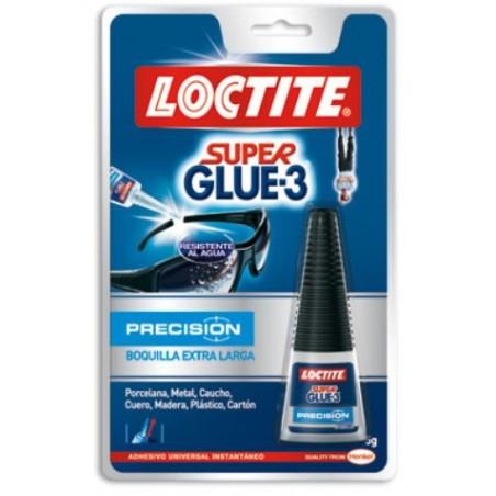 Pegamento Super Glue Loctite 5 gr.