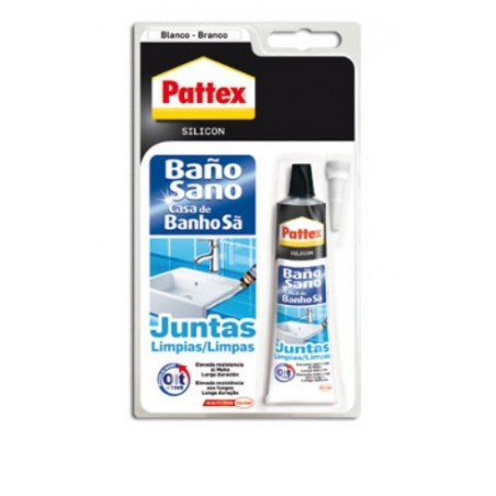 Tubo 40 ml. baño sano Pattex