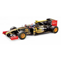 Lotus Renault GP Petrov