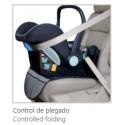 Protector asiento de coche Olmitos 2740