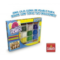 Foto Mosaico 7500 perlas Goliath.