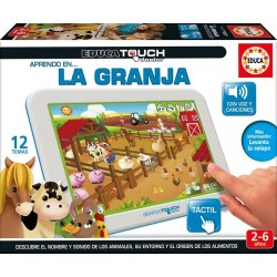 Educa TOUCH Junior La Granja