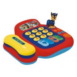 Teléfono piano de la Patrulla Canina
