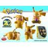 Pack de Figuras Pokemon 20 aniversario de Bizak