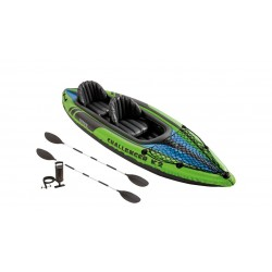 SET Kayak hinchable CHALLENGER K‐2 (2 plazas)