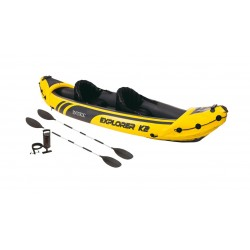 SET Kayak hinchable EXPLORER K‐2 (2 plazas)