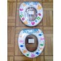 Reductor WC acolchado