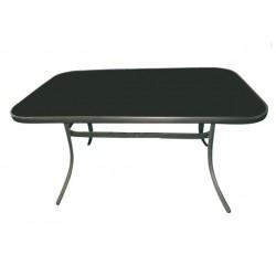 Mesa rectangula aluminio