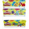 Pack 4 botes Play-Doh