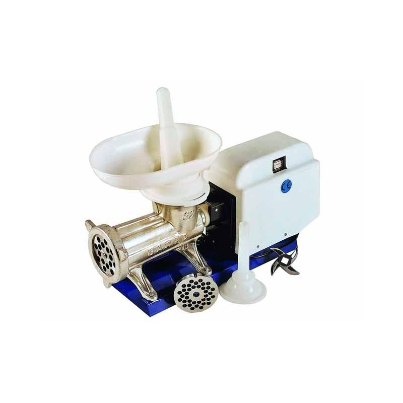 Picadora Eléctrica Nº32 motor 120 RPM cubierto