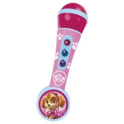 Microfono Patrulla Canina Skye
