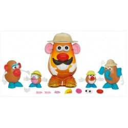 Mr. Potato Safari de Playskool