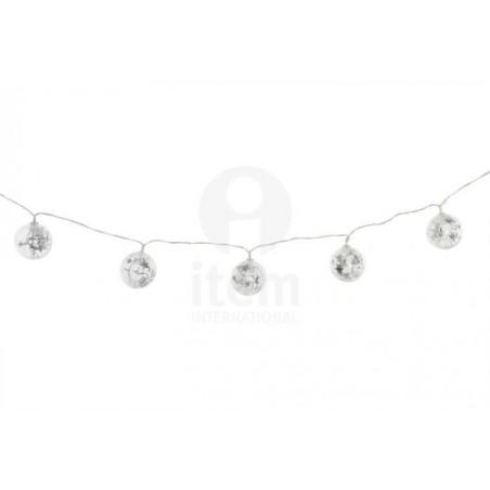 GUIRNALDA PVC 5X150 LEDS