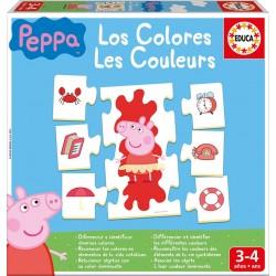 Aprendo... Los colores Peppa Pig
