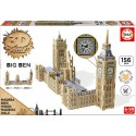 3D Monument Parlamento y Big Ben
