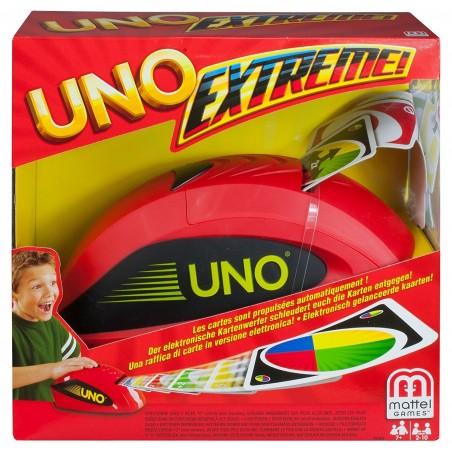 Juego UNO Extreme de Mattel