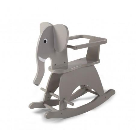 Balancín Elefante - Gris