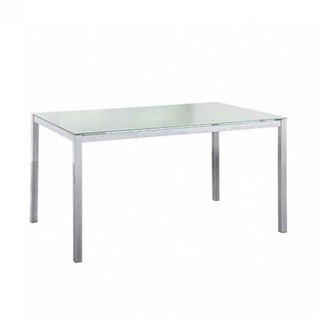 Mesa fija NOVA blanca.