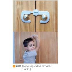 Cierre seguridad armarios
