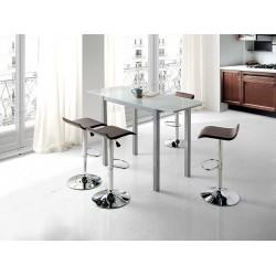 Mesa de cocina SINTRA blanca