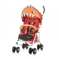 Silla de paseo ERGO RED BABY DRAGON