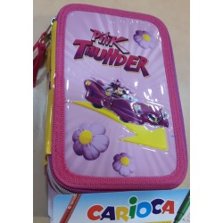 Plumier 3 Cremalleras Carioca Minnie