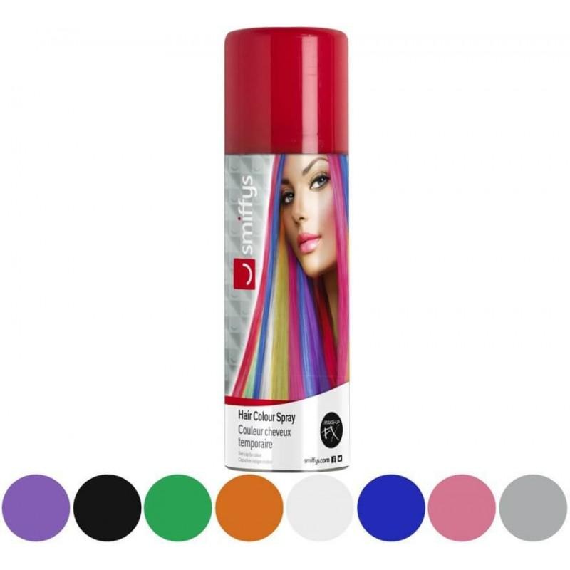 Spray de Pintura para Cabello de 125 ml en plata