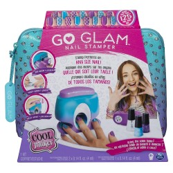ESTUDIO UÑAS GO GLAM COOL MAKE