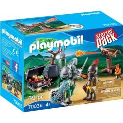 Playmobil History Batalla del Tesoro