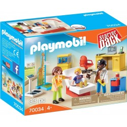 Playmobil City life Consulta de Pediatría