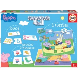 EDUCA® SUPERPACK PEPPA PIG