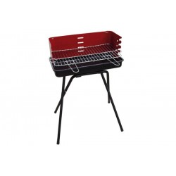 BARBACOA CARBON 473487 RECT NEW GRILL CHEF 57,5X37,5