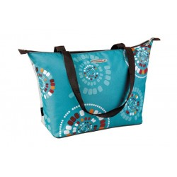 NEVERA FLEXIBLE SHOPPING COOLER 15L ETHNIC 2000033080