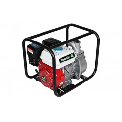 MOTOBOMBA GASOLINA 4 TIEMPOS 6,5HP GREEN CAT 800783