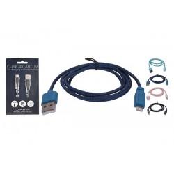CABLE CARGADOR DATOS USB - LIGHTNING S48001020