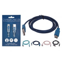 CABLE CARGADOR DATOS USB - USB tipo C S48001030