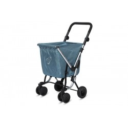CARRO COMPRA WE GO MIST AZUL PLAYMARKET 24960C 354
