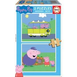 2X9 PEPPA PIG