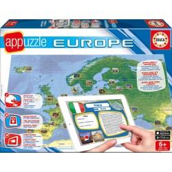 150 EUROPA APP PUZZLE