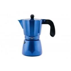 CAFETERA INDUCCION OROLEY BLUE 3/6 TAZAS