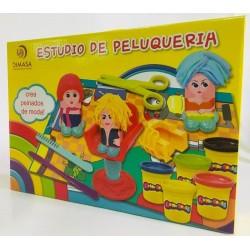 PLASTILINA ESTUDIO PELUQUERIA