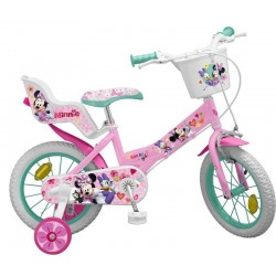 BICICLETA 12'' MINNIE