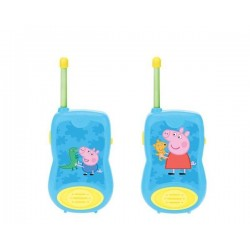 WALKIE.TALKIE PEPPA PIG 100 M.